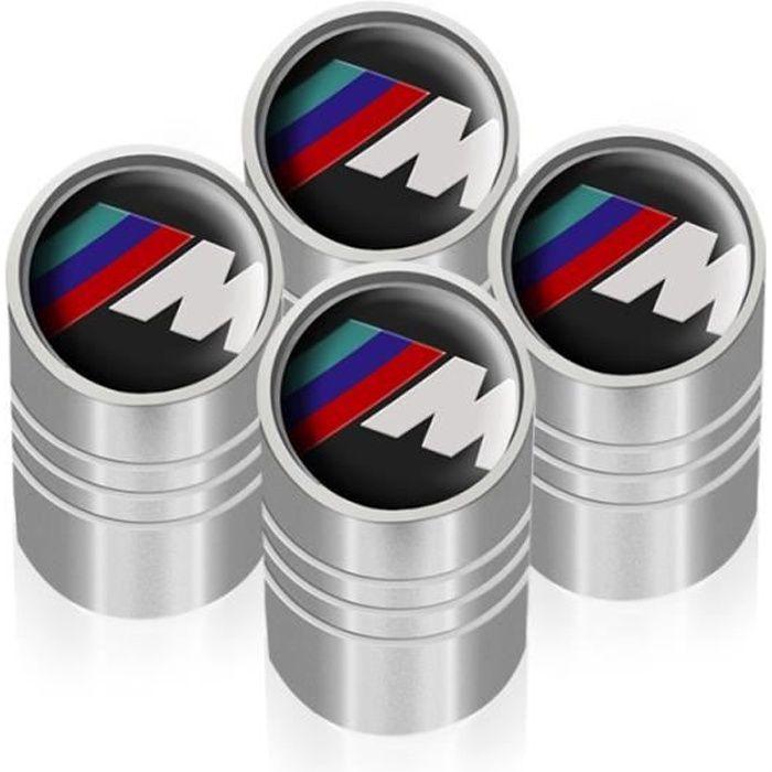 LOT 4 BOUCHON DE VALVE LOGO M MOTORSPORT BMW