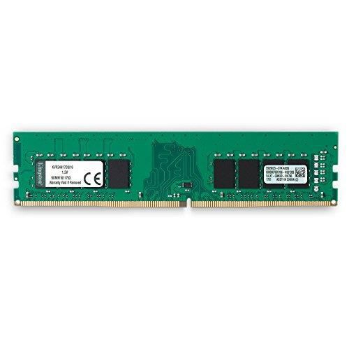 KINGSTON Module de mémoire 16Go 2400MHz DDR4 Non-ECC CL17 DIMM 2Rx8