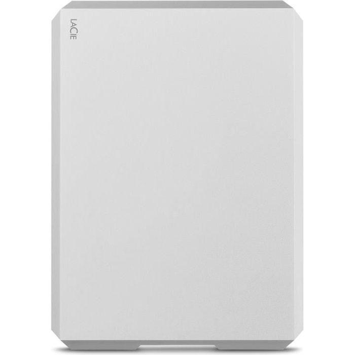 Lacie Disque dur externe 1 To Mobile Drive Usb C (Sthg1000400)