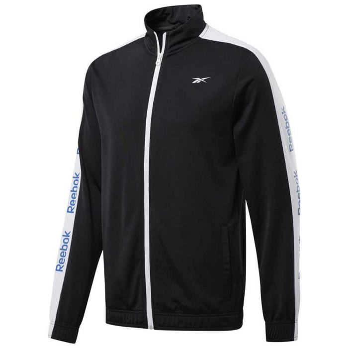Vêtements Homme Vestes Reebok Training Essentials Linear Logo Track