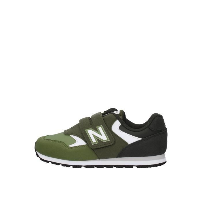 New Balance YV393TGN chaussures de tennis faible Enfant VERT
