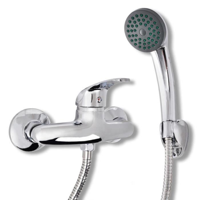 Kit de robinet de douche Chrome Colonne De Douche