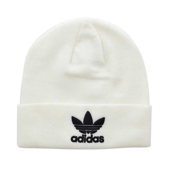 Bonnet Homme Adidas Originals Blanc Achat Vente bonnet