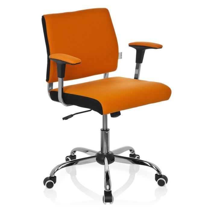 chaise de bureau chaise polyvalente avida orange achat vente chaise de bureau orange. Black Bedroom Furniture Sets. Home Design Ideas