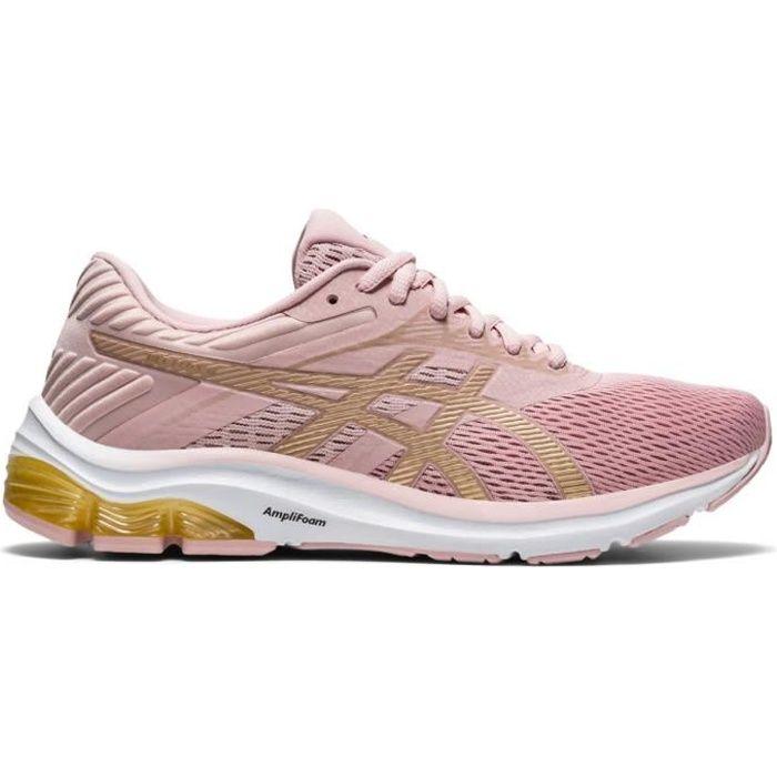 Chaussures de running femme Asics Gel-Flux 6 - ros