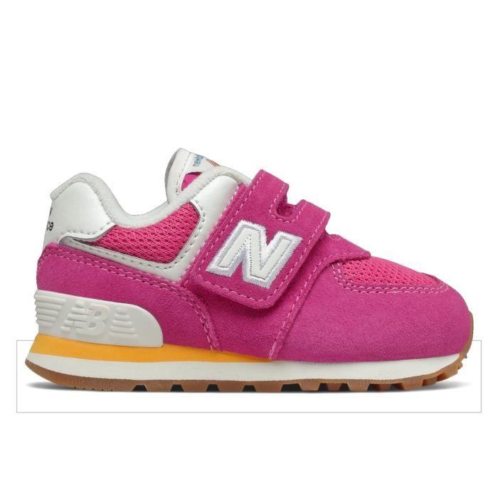 Chaussures de lifestyle enfant New Balance 574 - carnival/habanero ...