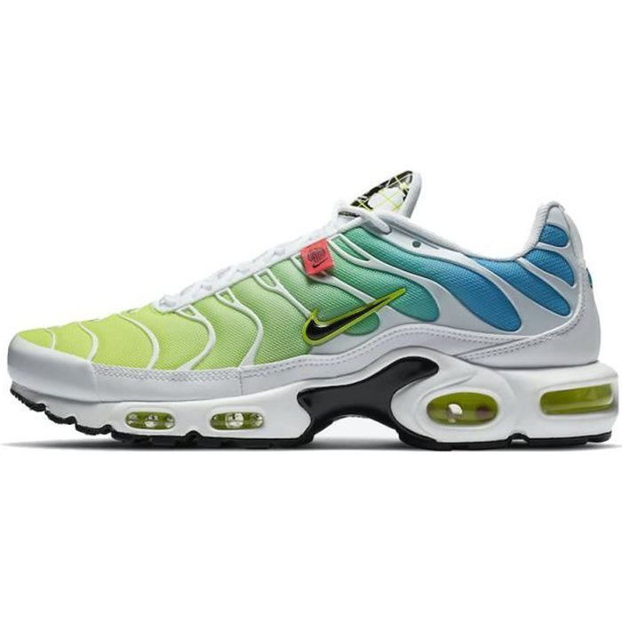 """Baskets NIKEs AIRs TN Max Plus """"Worldwide"""" Homme V"""