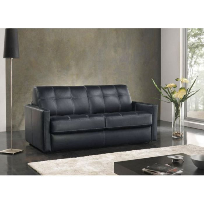 canap convertible rapido tetris gris achat vente canap sofa divan cdiscount. Black Bedroom Furniture Sets. Home Design Ideas