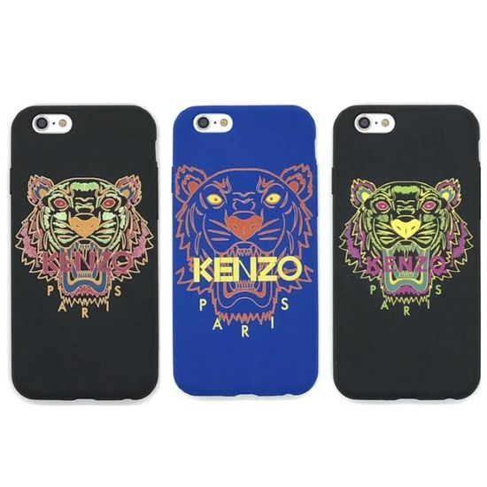 apple coque iphone 6 plus 6s plus kenzo tiger co