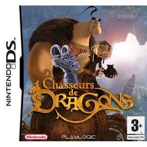 JEU DS - DSI CHASSEURS DE DRAGONS / JEU POUR CONSOLE NINTENDO D