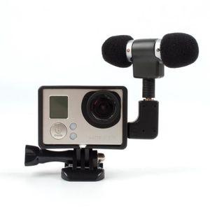 PACK HARNAIS - BANDEAU Nouveau microphone externe + adaptateur + kit de c