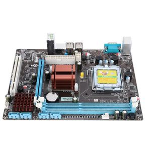 CARTE MÈRE Carte mère d'ordinateur de bureau P45 DDR3 1066 -