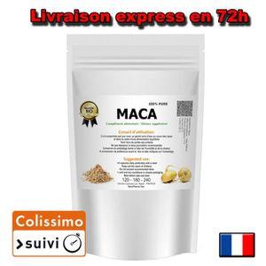 TONUS - VITALITÉ MACA 120 gélules en végétal Complément alimentaire