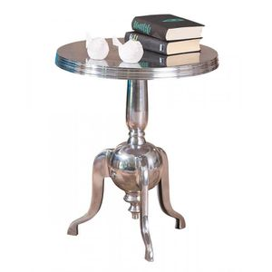 TABLE D'APPOINT Factory - Guéridon rond