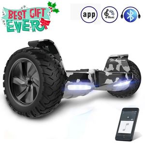 ACCESSOIRES GYROPODE - HOVERBOARD Evercross Hoverboard Gyropode 8.5'' Scooter Electr