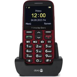 """SMARTPHONE Doro Primo 366, Barre, SIM unique, 5,84 cm (2.3""""),"""