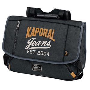 CARTABLE Cartable KAPORAL 38cm Jean's 2 compartiments