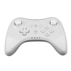 MANETTE JEUX VIDÉO Manette Nintendo Wii U Pro, Contrôleur Bluetoothe