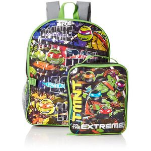 SAC À DOS Teenage Mutant Ninja Turtles Sac à dos avec le kit