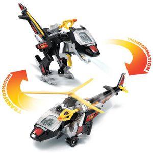 ROBOT - ANIMAL ANIMÉ VTECH - SWITCH & GO DINOS - Rotor, Le Méga Vélocir