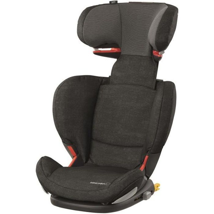 BEBE CONFORT Siège auto Rodifix Air Protect® - Groupe 2/3 - Nomad Black