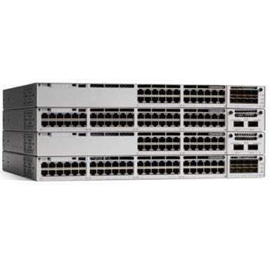 Cisco Catalyst C9300 48P A commutateur réseau Géré L2/L3 Gigabit Ethernet (10/100/1000) Gris Connexion Ethernet, supportant