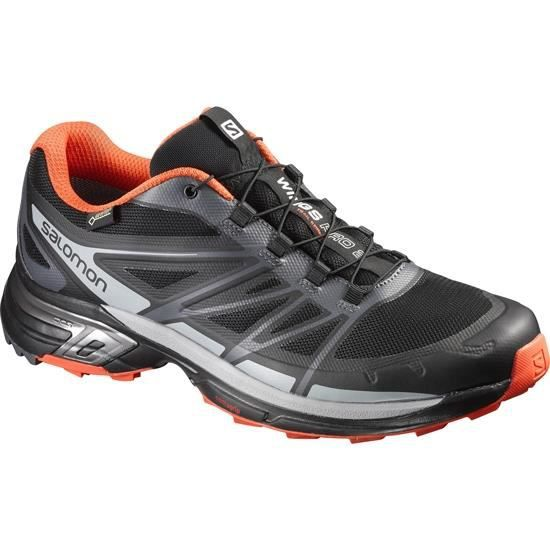Chaussures Trail Running - Salomon - Salomon Wings Pro 2 Gtx