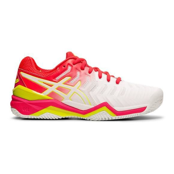 Chaussures de tennis femme Asics Gel-resolution 7 clay