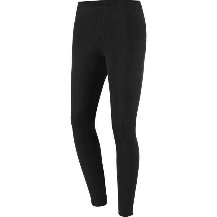 Legging femme - PA188 - noir