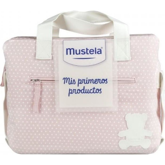 Trousse de toilette bébé Mustela