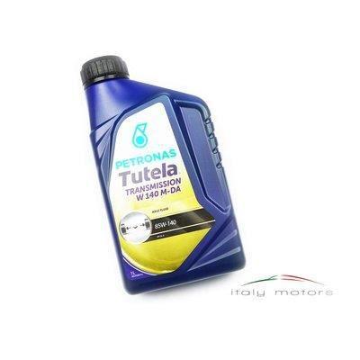 Petronas Tutela Huile pour engrenages de transmission W140M-DA SAE 85W-140 API GL-5 1 litre