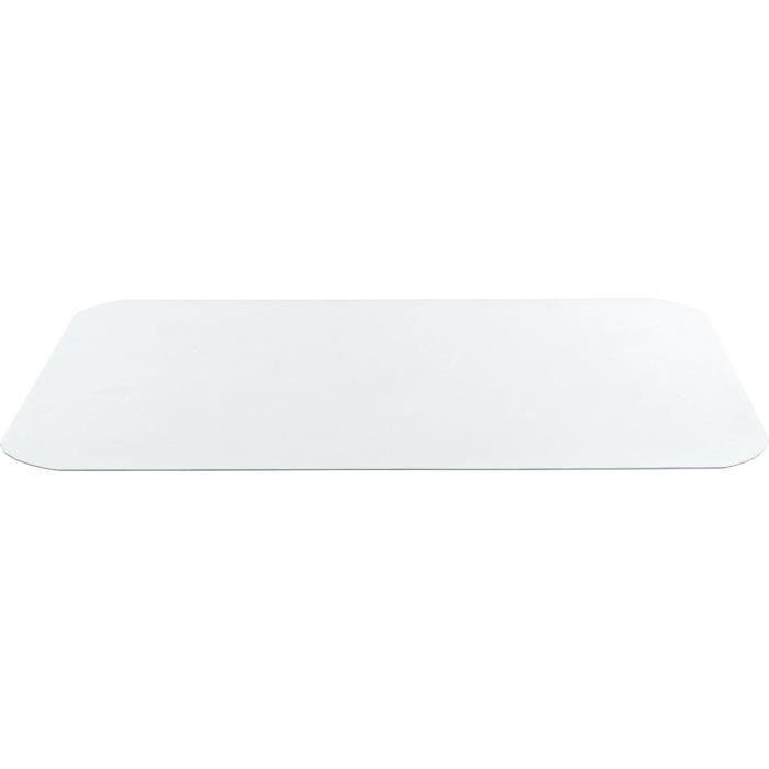TRIXIE Set de table en vinyle - 48 x 30 cm - Transparent - Pour chien