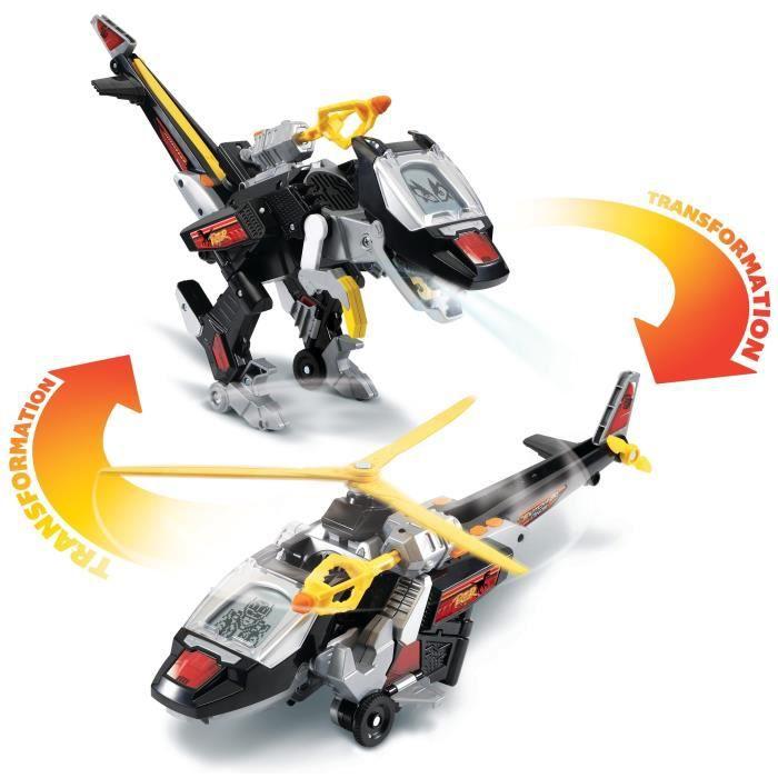 VTECH - SWITCH & GO DINOS - Rotor, Le Méga Vélociraptor