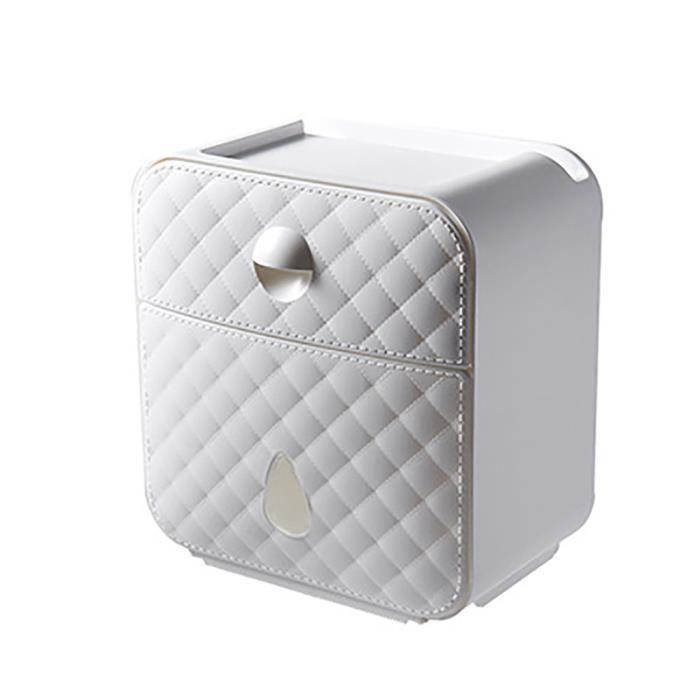 BOITE DE RANGEMENT Mural tissu imperméable Boîte tiroir de rangement
