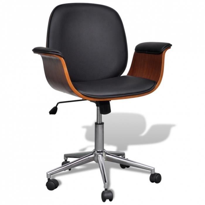 FAUTEUIL Fauteuil chaise siège de bureau pivotant ergonomiq