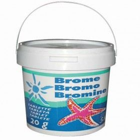 brome pastille 20 g 5 kg achat vente traitement de l 39 eau brome pastille 20 g 5 kg. Black Bedroom Furniture Sets. Home Design Ideas