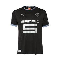 Maillot football stade rennais e achat vente for Maillot rennes exterieur