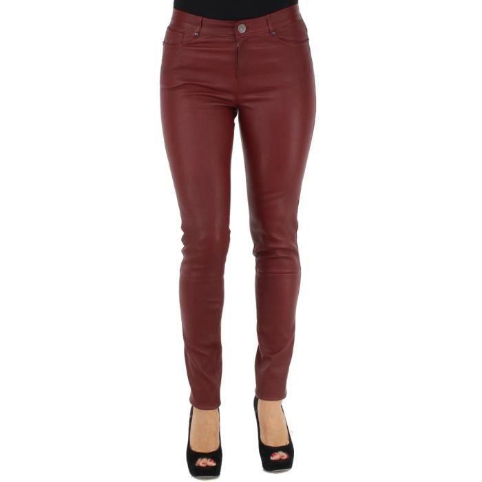 PANTALON Pantalon Oakwood pandora1 en cuir ref_cco35273-por