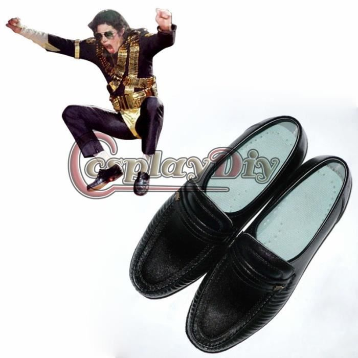 jean Jackson Cosplay Shoes De Chaussures Danse Billie Michael Performance 0IqvnYxwz