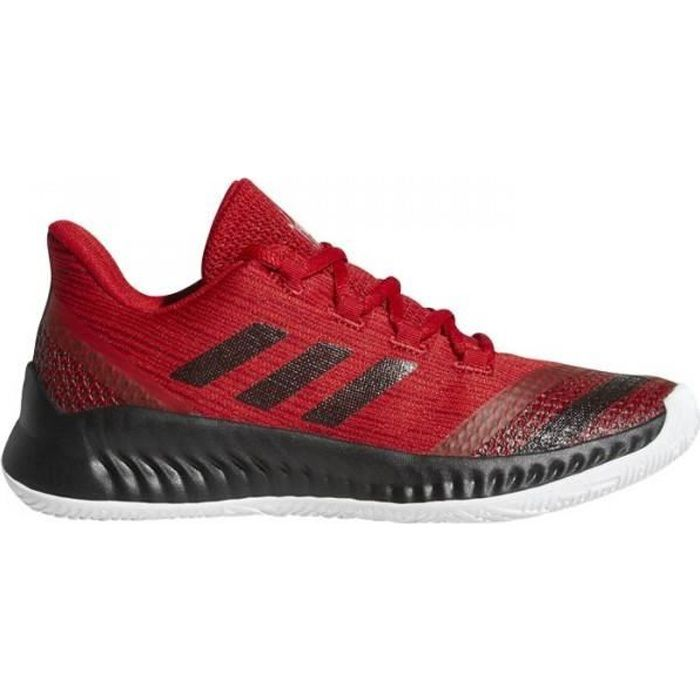 lowest price 4f98f 0b557 CHAUSSURES BASKET-BALL Chaussure de Basketball adidas Harden B E 2 Rouge