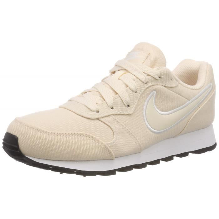 nouveau concept 1f6b9 ad29d Nike baskets femme md runner 2 se lowtop 3X6DK4 Taille-36 1-2