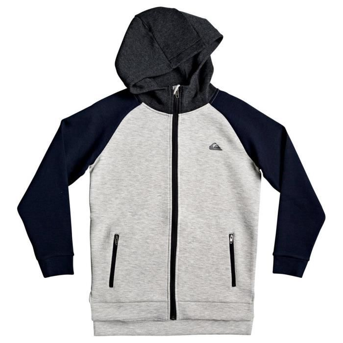 Sweat zippé enfant Quiksilver Berry Patch