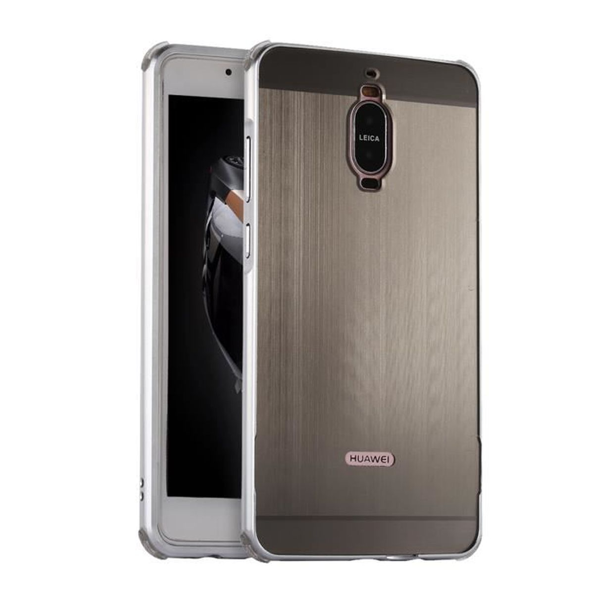 coque huawei mate 9 metal