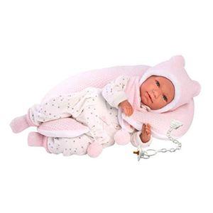 POUPON Poupon KPL1N 74052 Doll Mimi Paczca 42 cm Beige