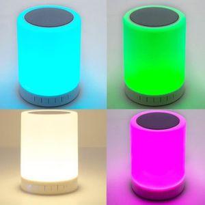 ENCEINTE NOMADE enceinte bluetooth LED sensitive