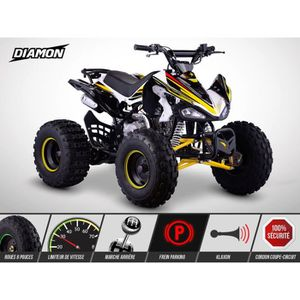 QUAD Quad Enfant 125 cm3 - PANTHERA 125 - DIAMON - Limi