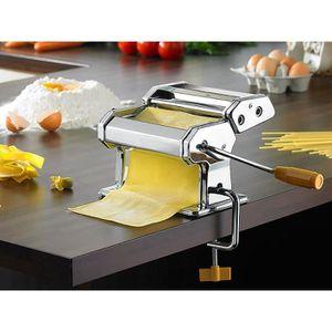 APPAREIL À PÂTES Machine à pâtes manuelle NM-100 avec 6 laminoirs
