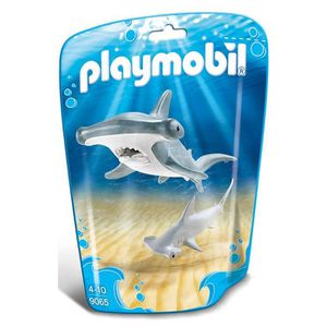 UNIVERS MINIATURE PLAYMOBIL 9065 - Family Fun - Requin-Marteau et so