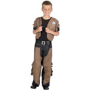 DÉGUISEMENT - PANOPLIE Déguisement de Dustin Le Cowboy - Enfant