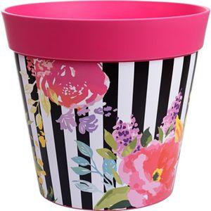 JARDINIÈRE - BAC A FLEUR Hum Flowerpots Grand Pot De Fleurs Colorés D'intér
